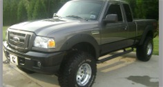 Alan's Ford Ranger