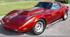 Randy's 1973 Chevy Corvette